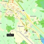 Karta Borlänge Flygklubb